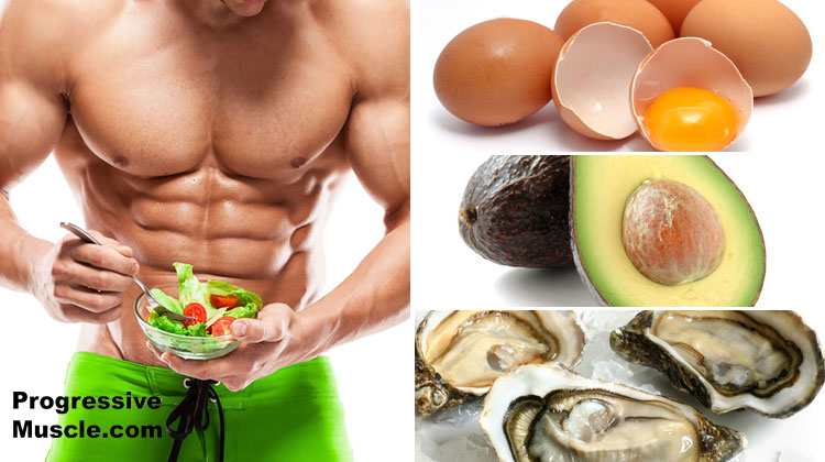10 of the Best Testosterone Boosting Foods