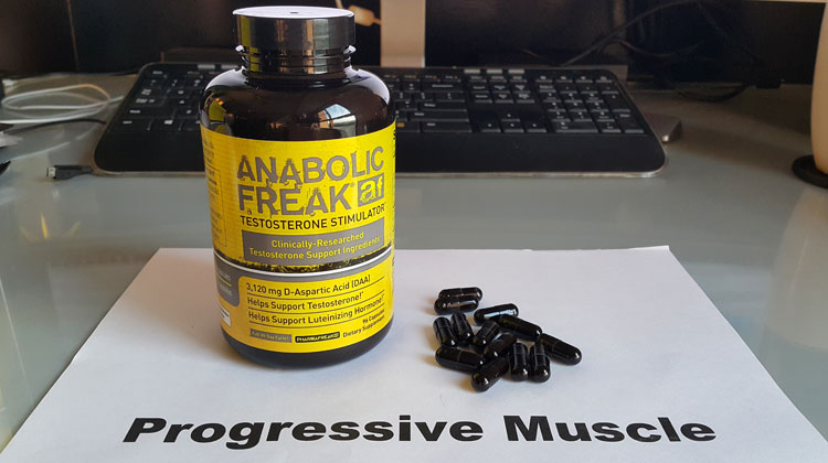 anabolic freak side effects