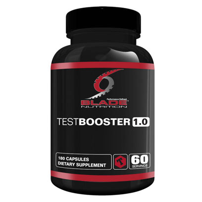 Test Booster 1.0 - Best testosterone booster #5