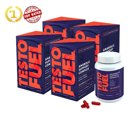 TestoFuel - Best testosterone booster #1