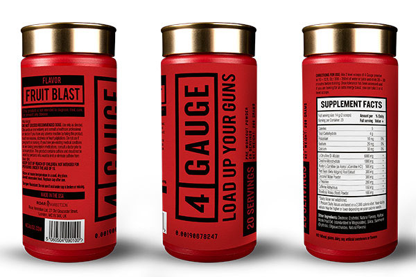 4 Gauge packaging