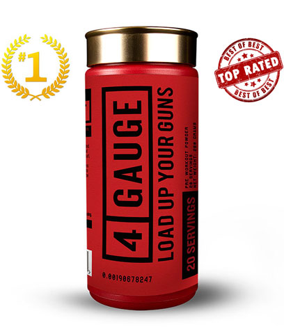4 Gauge - Best Pre Workout #1