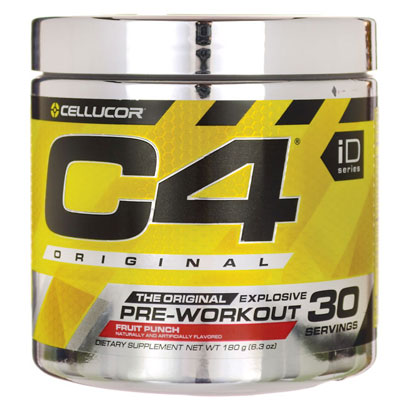 C4 Original - Best Pre Workout #4