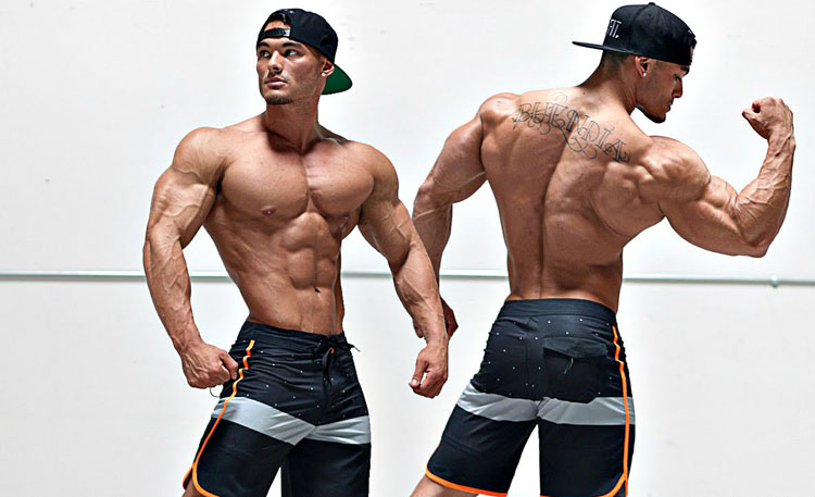 Muscular Male Physique