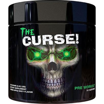 The Curse - Best Pre Workout #5