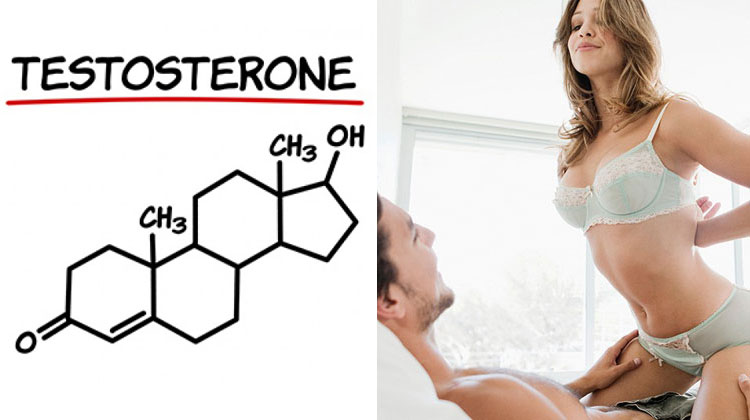 Testosterone & sex drive