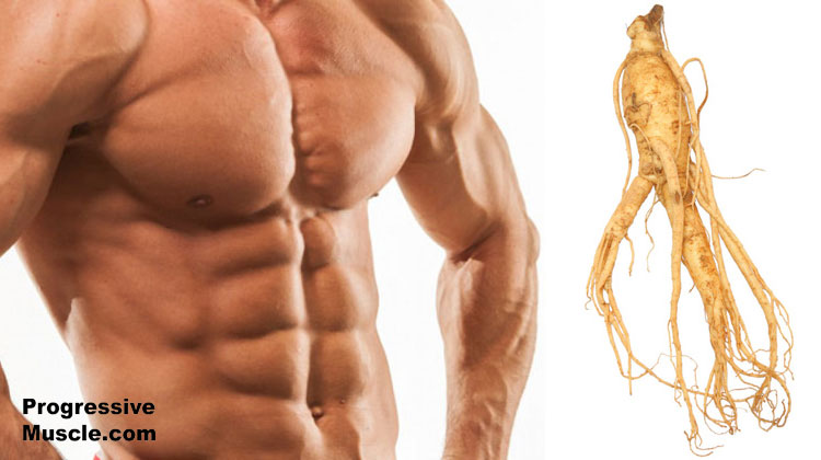 Ginseng as a testosterone booster