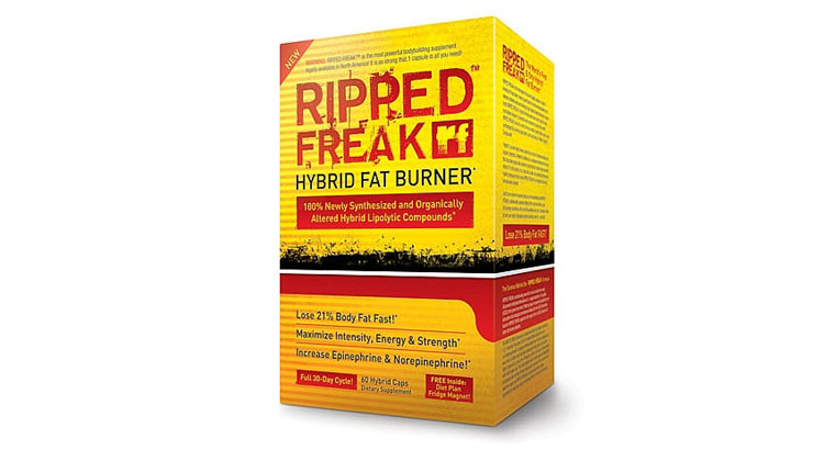 Ripped Freak - Best Fat Burner #5