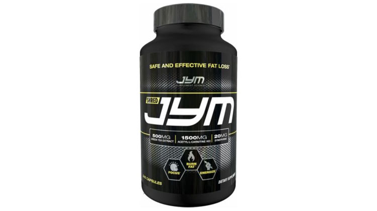 Shred JYM - Best Fat Burner #2