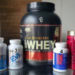 My Natural Bodybuilding Supplement Stack
