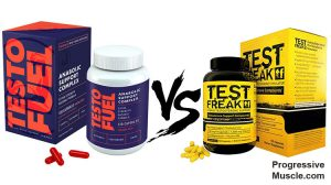 TestoFuel vs Test Freak Comparison