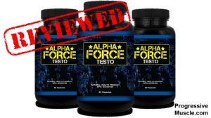 Alpha Force Testo Review