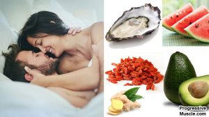The Sex Diet – How to Use Food To Maintain Your Libido