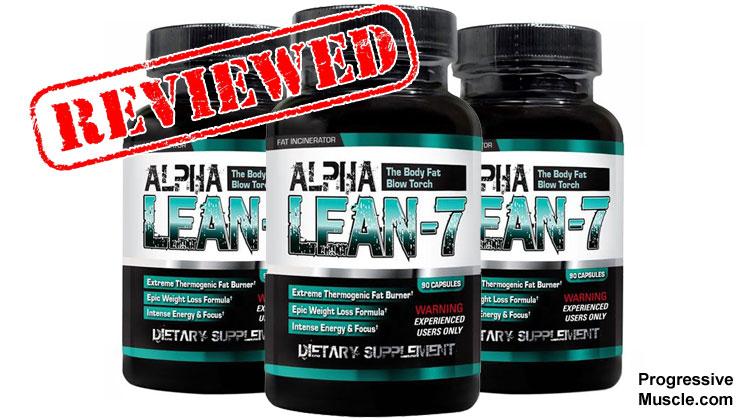 Alpha Lean-7 Review